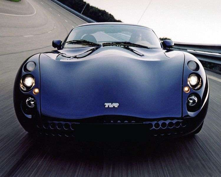 TVR Tuscan 1st generation coupe 4.0 MT (1999–2006)
