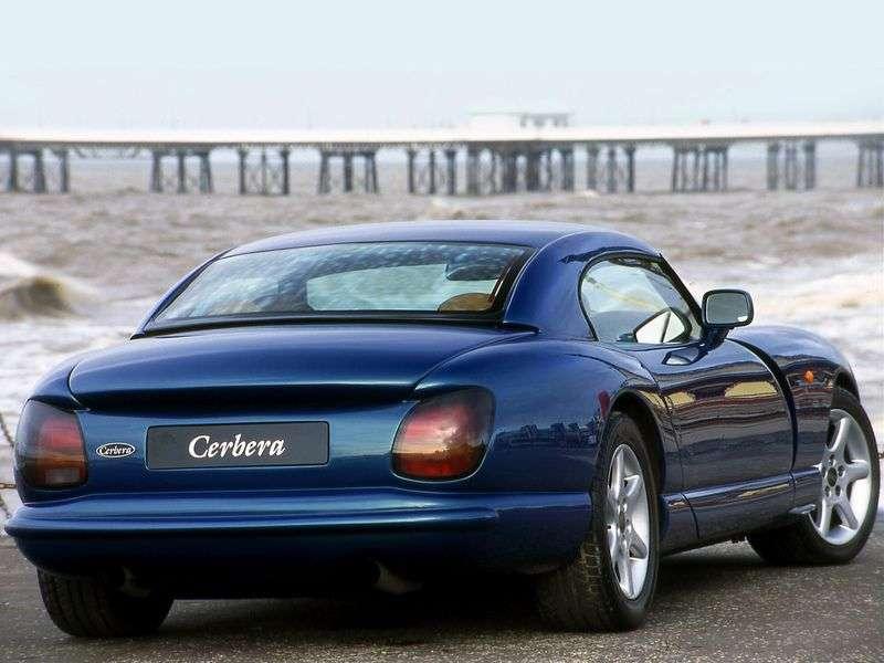 TVR Cerbera 1.generacji coupe 4.0 MT (1996 2000)