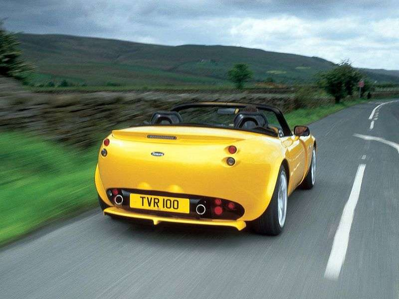 TVR Tamora 1st generation 3.6 MT convertible (2002–2006)