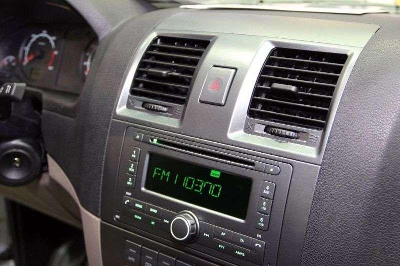 UAZ Pickup 1st generation [restyling] pickup 2.2 D MT 4WD Classic (2013) (2012 – n.)