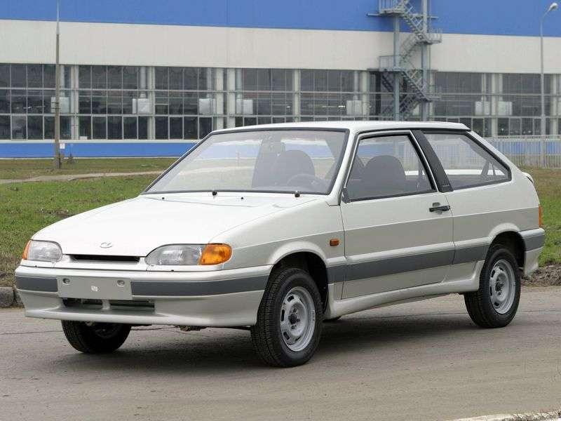 VAZ (Lada) 2113 1st generation hatchback 1.6 MT 8kl (Euro 4) 21134 42 020 Suite (2013) (2011–2013)