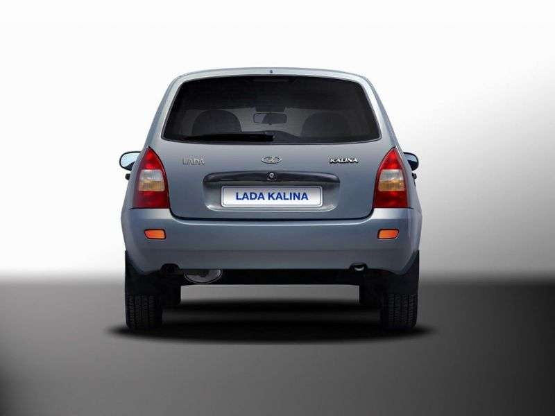 VAZ (Lada) Kalina 1st generation 1117 station wagon 1.6 MT 8 cells (Euro 3) 11173 30 040 Norma (2004–2012)