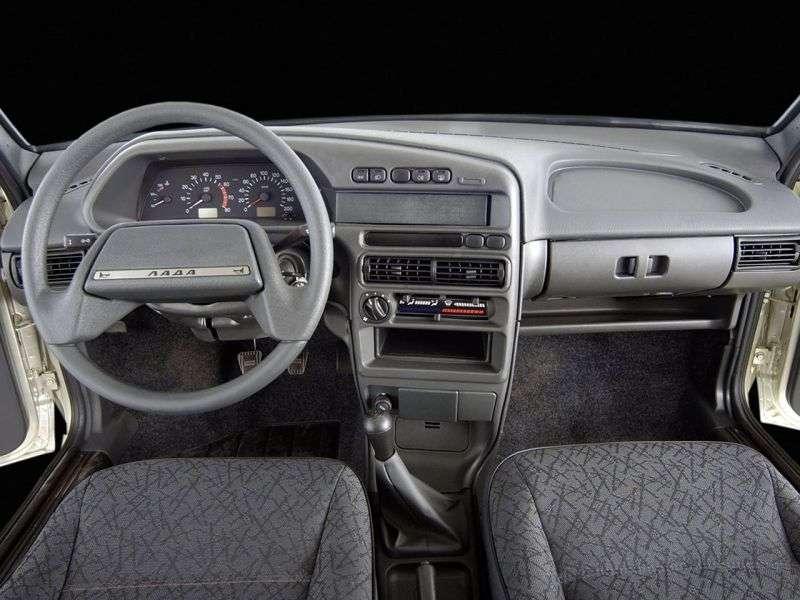 VAZ (Lada) 2114 1st generation hatchback 5 bit. 1.6 MT 8 cells (Euro 4) 21144 40 021 Standard (2013) (2011 – current century)