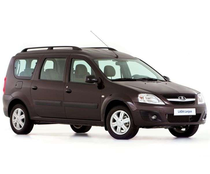 VAZ (Lada) Largus 1st generation station wagon 1.6 MT 8 cl (7 seats) RS015 41 018 Norma (2012) (2012 – current century)