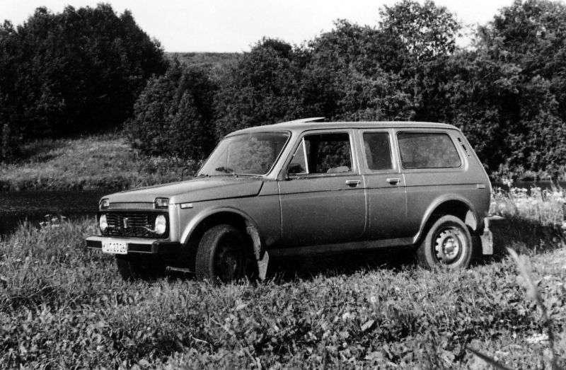VAZ (Lada) 4x4 212132129 SUV 3 dv. 1.7 MT (1994–1995)
