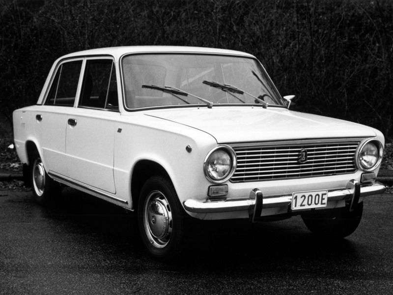 VAZ (Lada) 2101 1st generation sedan 21013 (1970–1988)