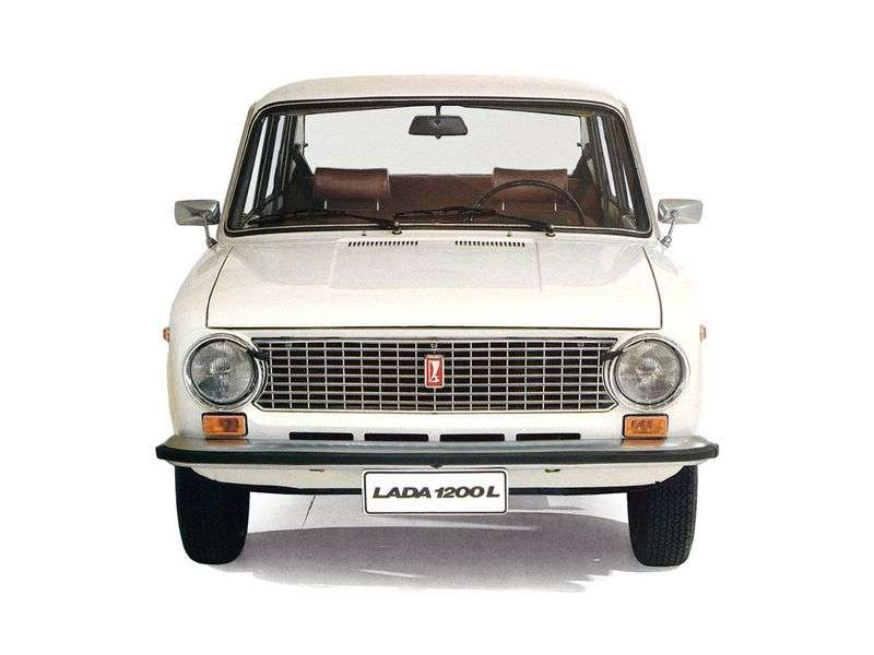 VAZ (Lada) 2101 1st generation sedan 21013 (1970–1988)