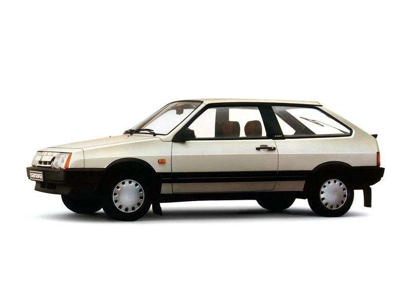 VAZ (Lada) 2108 1st generation hatchback 1.1 MT (1984–1997)