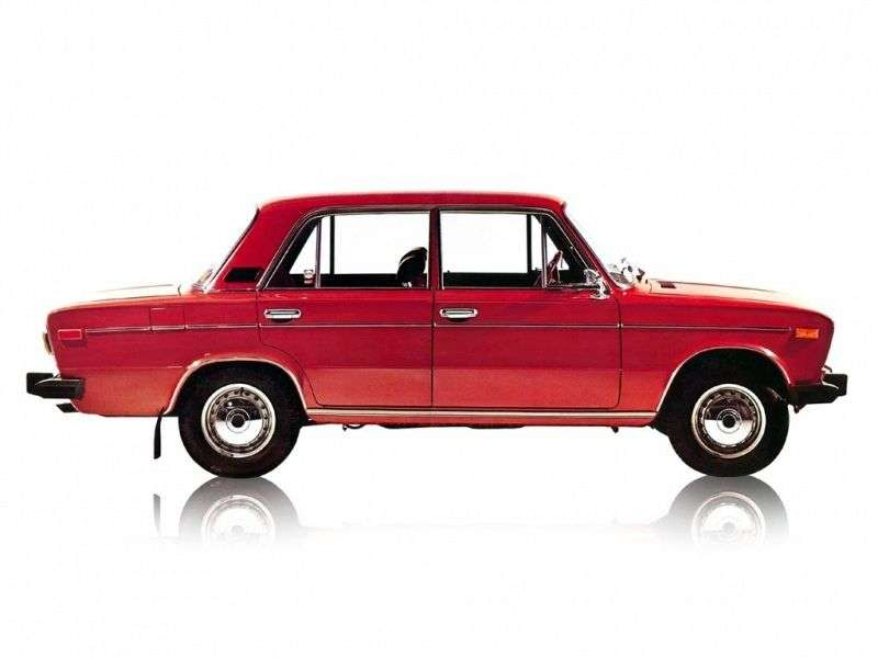 VAZ (Lada) 2106 1st generation 1.3 MT sedan (1976–1993)