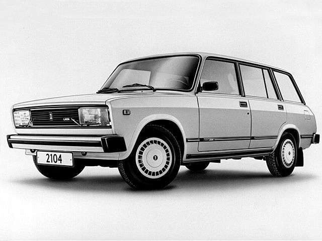 VAZ (Lada) 2104 1st generation 1.2 MT wagon (1984–1992)