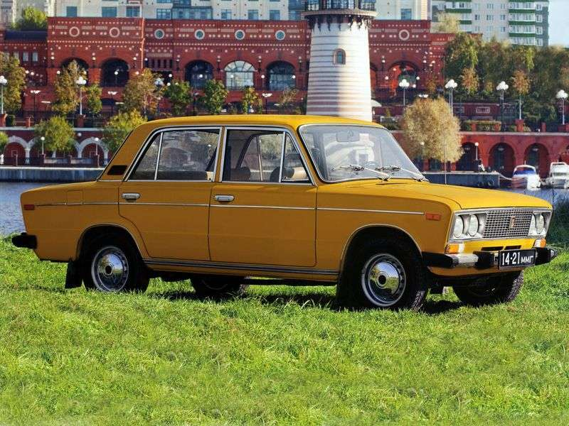 VAZ (Lada) 2106 1st generation 1.5 MT sedan (1976–2005)