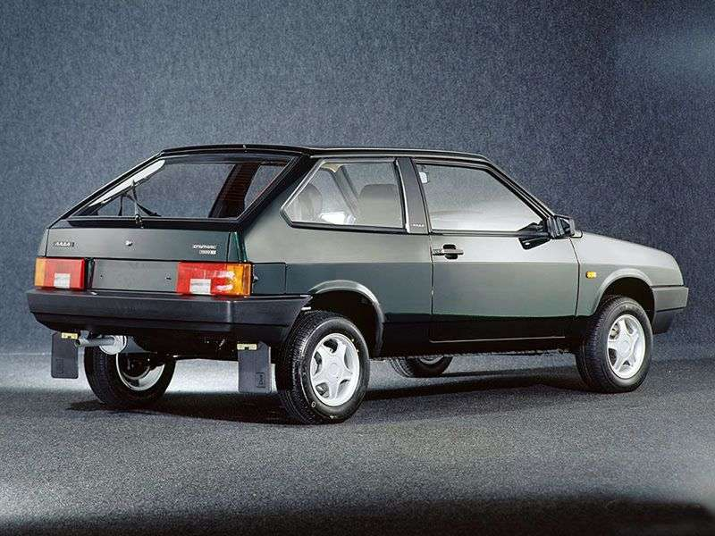 VAZ (Lada) 2108 1st generation 1.5 MT hatchback (1984–2004)