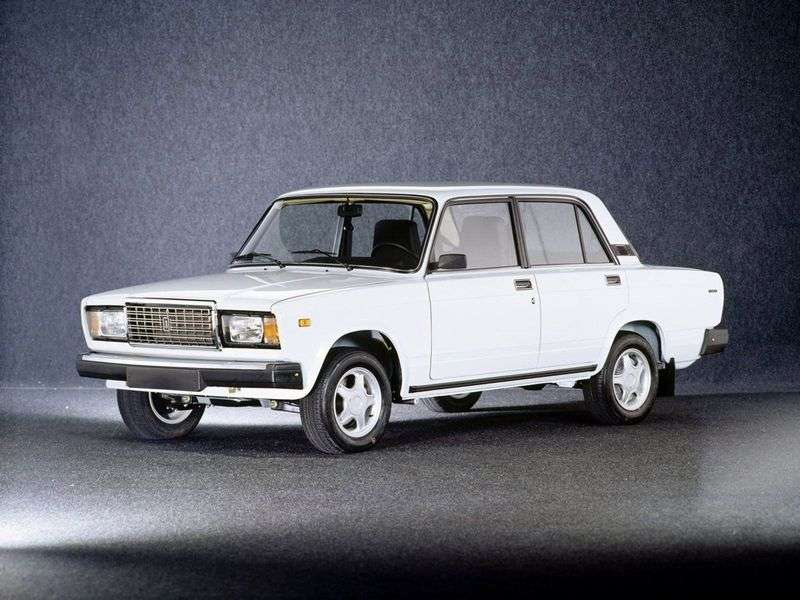 VAZ (Lada) 2107 1st generation 1.6 MT 8 sedan (Euro 3) 21074 40 015 (1982–2011)