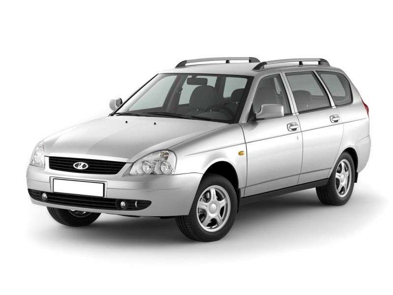 VAZ (Lada) Priora 1st generation 2171 station wagon 1.6 MT 16 cl (Euro 4) 21713 21 045 Norma (2013) (2011 – current century)