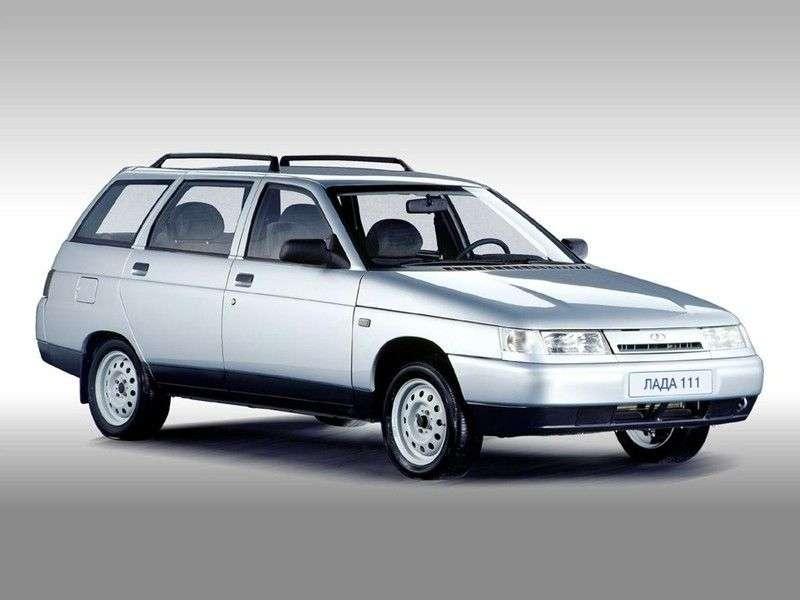 VAZ (Lada) 2111 1st generation 1.5 MT wagon (1997–2007)