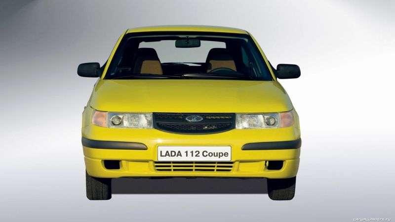 VAZ (Lada) 2112 1st generation hatchback 3 bit. 1.6 MT (2006–2008)