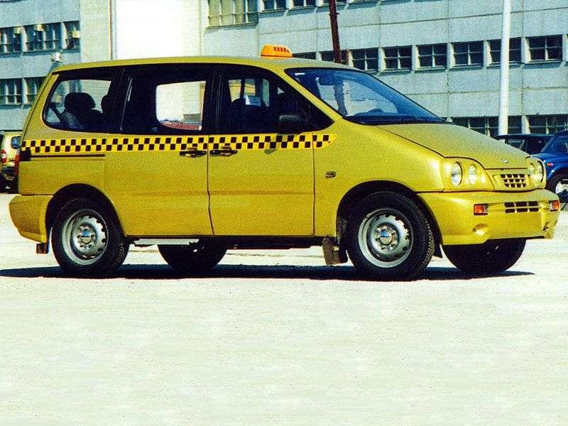 VAZ (Lada) 2120 Nadezhda 1st generation minivan 1.8 MT (1999–2005)