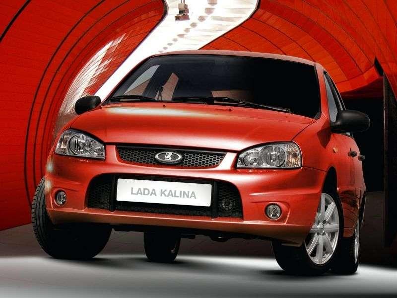 VAZ (Lada) Kalina 1st generation Sport hatchback 5 bit. 1.4 MT 16 cells (Euro 4) Lux 11194 43 096 (2012–2013)