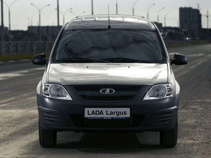 VAZ (Lada) Largus 1st generation wagon 1.6 MT 16 cl FS0Y5 41 02N Norma (2012 – current century)