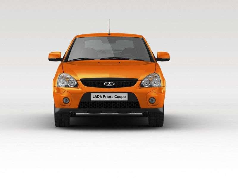VAZ (Lada) Priora 1st generation Sport hatchback 3 bit. 1.6 MT 16 cells (Euro 3) 21728 12 048 Sport (2010–2011)