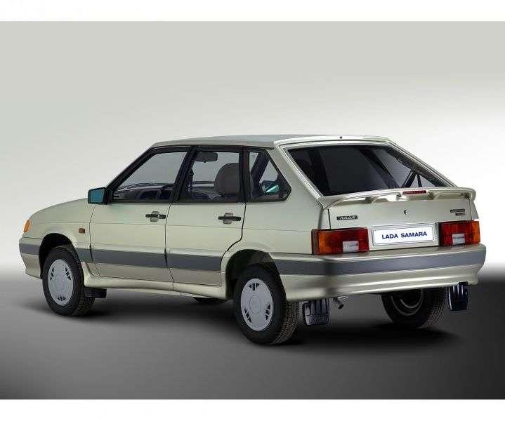 VAZ (Lada) 2114 1st generation hatchback 5 bit. 1.6 MT 8 cells (Euro 3) 21144 30 010 Standard (2007–2012)