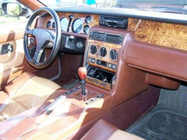 Venturi 210 1st generation coupe 2.5 MT (1984–1995)
