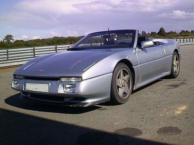 Venturi 210 1st generation 2.5 MT convertible (1988–1995)