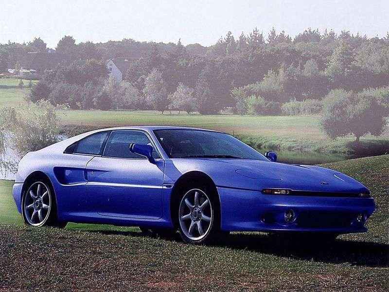 Venturi 300 1st generation coupe 3.0 MT Atlantiq (1994 – n. In.)