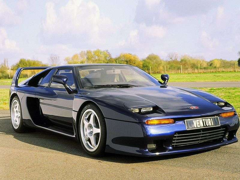 Venturi 400 1st generation coupe 3.0 MT GT (1994–1998)