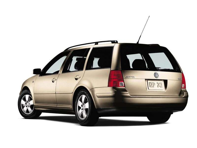 Volkswagen Jetta 4 generation wagon 2.0 AT (1999–2004)