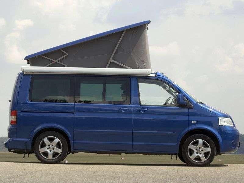 Volkswagen California T5 Minibus 1.9 TDI MT H2 (2006–2009)
