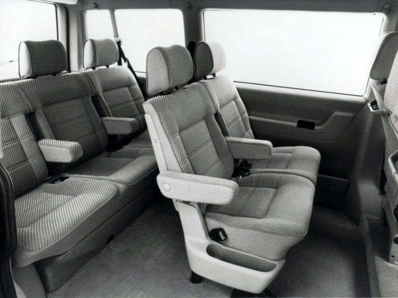 Volkswagen Transporter T4 Minibus 2.8 Syncro MT (1990–2003)