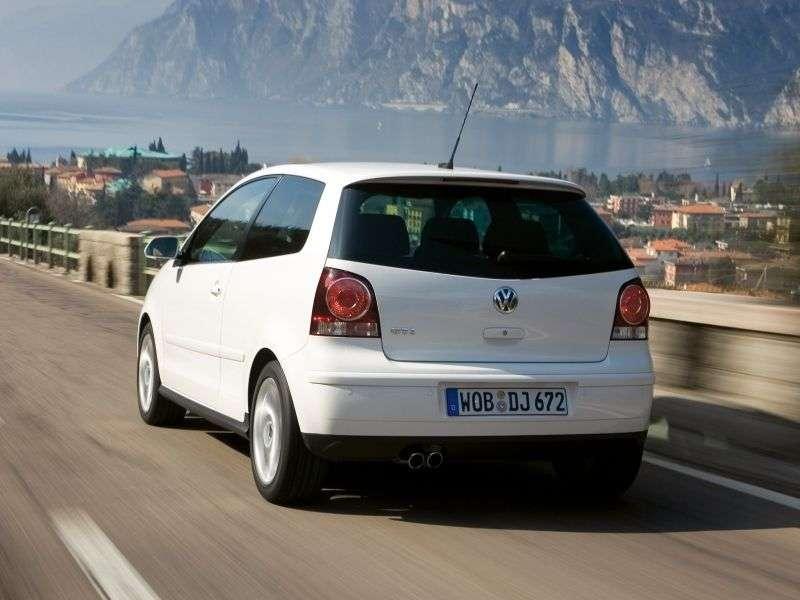 Volkswagen Polo 4 generation [restyling] GTI hatchback 3 dv. 1.8 MT GTI (2005–2009)