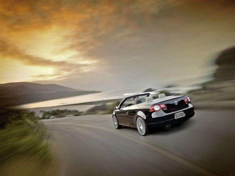 Volkswagen Eos 1st generation convertible 2.0 TSI DSG (2007–2009)
