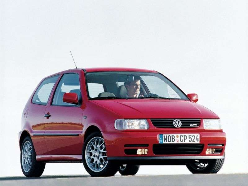 Volkswagen Polo 3 generation hatchback 3 dv. 1.0 AT (1994–1996)