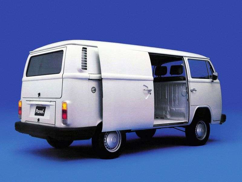 Volkswagen Transporter T2 van 1.6 MT (1967–1970)