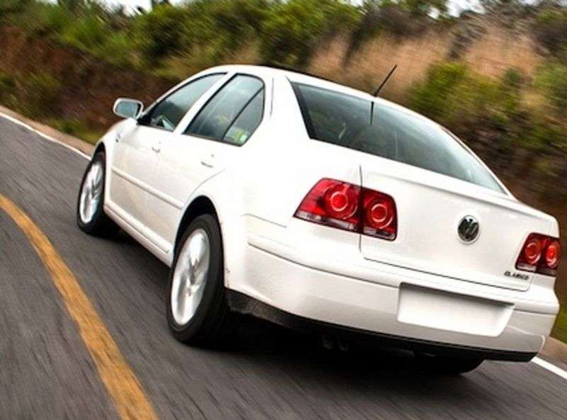 Volkswagen Clasico 1st generation 2.0 MT sedan (2011 – n.)