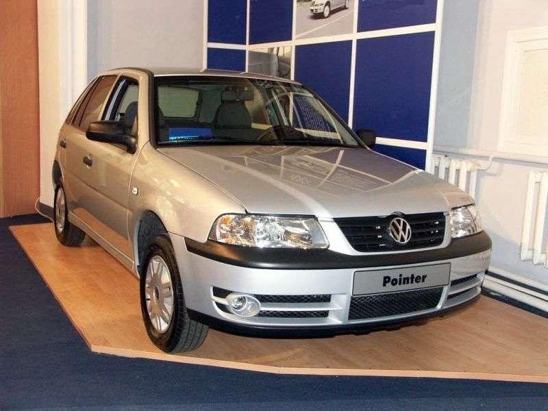 Volkswagen Pointer hatchback 2.generacji 1.8i MT (2005 2008)