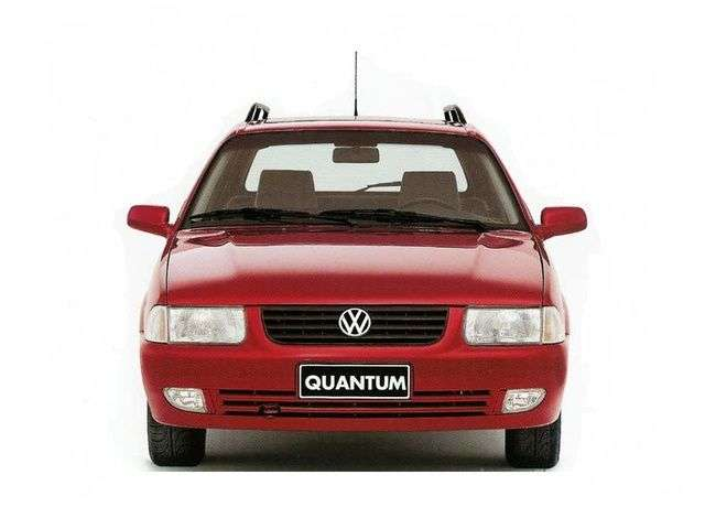 Volkswagen Quantum 2nd generation wagon 2.0 AT (1998–2003)