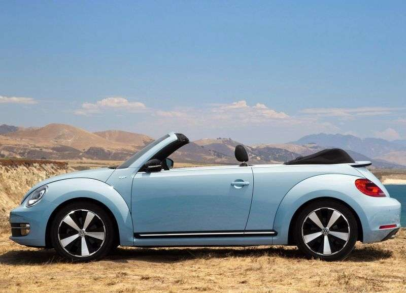 Volkswagen Beetle 2nd generation convertible 1.2 TSI MT (2012 – n.)
