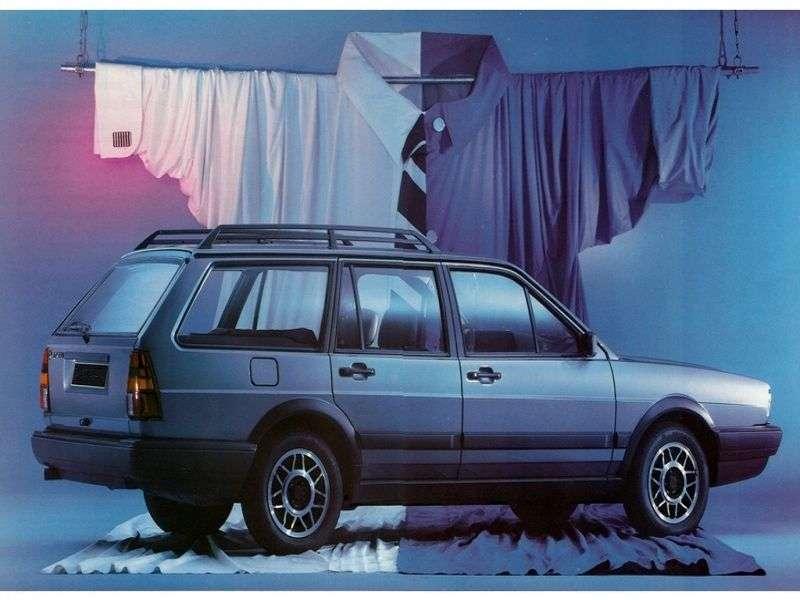Volkswagen Quantum 1st generation 1.8 MT wagon (1985–1988)
