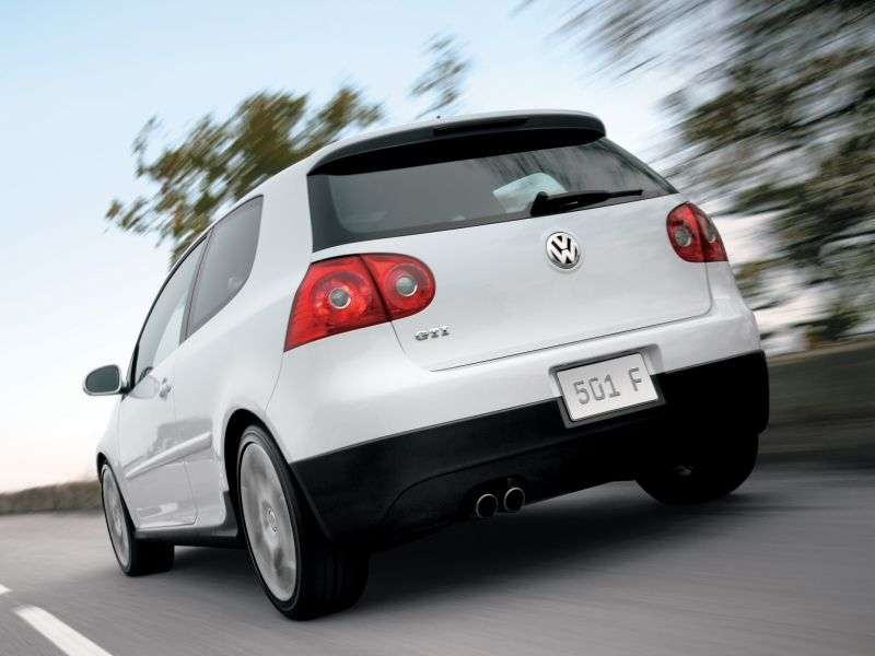 Volkswagen Golf 5 generation GTI hatchback 3 dv. 2.0 TSI Edition 30 MT (2006–2008)