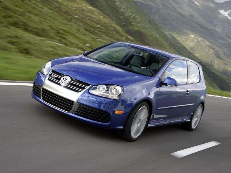 Volkswagen Golf 5th generation R32 hatchback 3 dv. 3.2 VR6 4motion DSG (2005–2008)