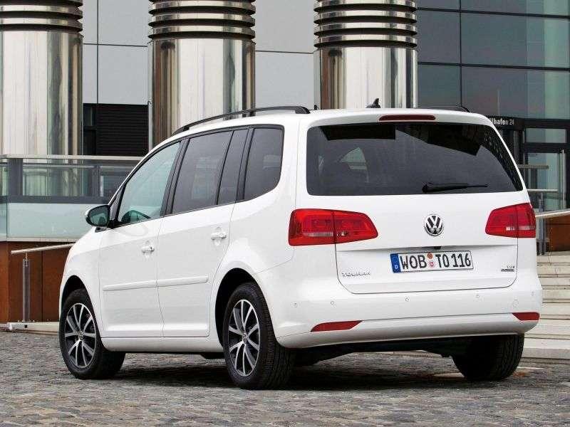 Volkswagen Touran 3rd generation 1.4 TSI MT Highline minivan (2010 – n.)
