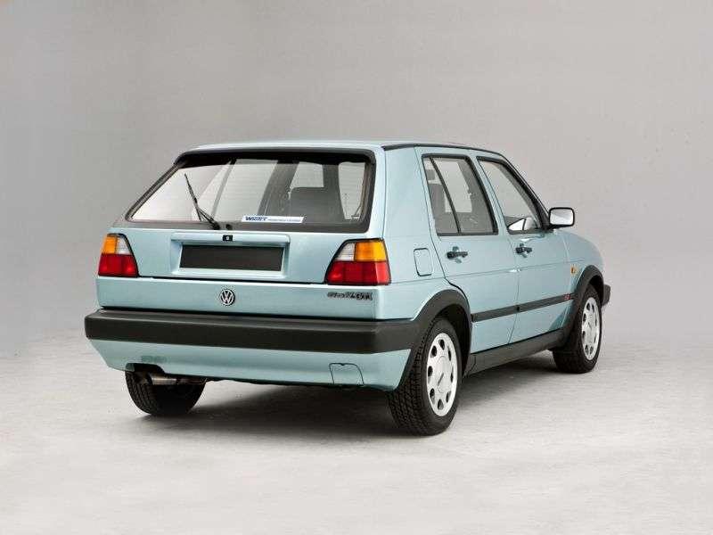 Volkswagen Golf 2 generation GTI hatchback 5 dv. 1.8 Kat MT (1985–1991)