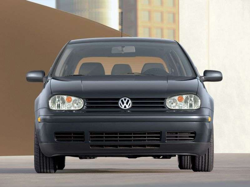 Volkswagen Golf 4th generation hatchback 5 dv. 1.9 TDI 4Motion MT (1999–2003)