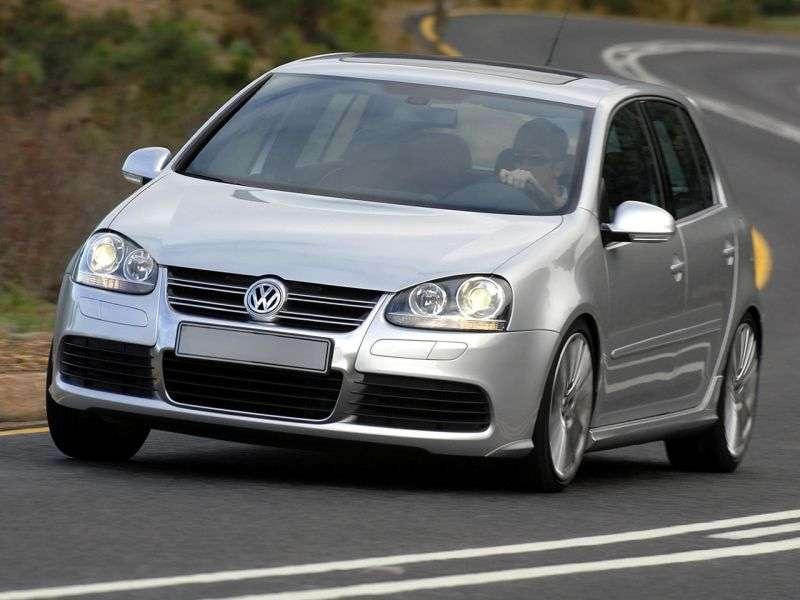 Volkswagen Golf 5th generation R32 hatchback 5 dv. 3.2 VR6 4motion DSG (2005–2008)