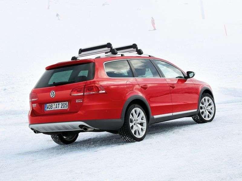 Volkswagen Passat B7Variant Alltrack wagon 5 dv. 2.0 TSI 4Motion DSG Basic (2012 – current century)