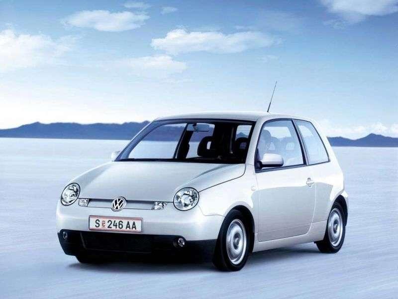 Volkswagen Lupo 6X3L Hatchback 3 dv. 1.2 TDI MT (1998–2004)
