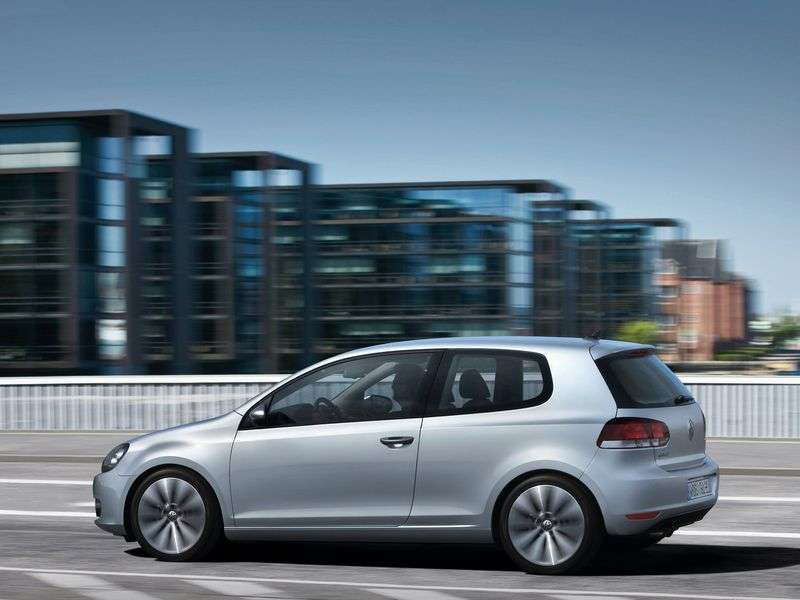 Volkswagen Golf 6 generation hatchback 3 dv. 1.4 TSI MT Turbo Highline (2009 – present)
